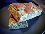 Torta_salata_al_burro_di_girasole_con_broccoletti_di_Cynthia