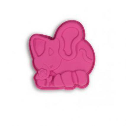 stampo a forma di elefante
