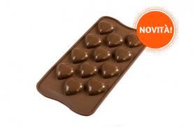 stampo per cioccolatini