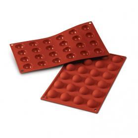 stampi rotondi in silicone